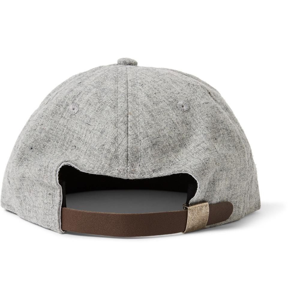 Grey Flannel Baseball Hat 578cf9ab24b