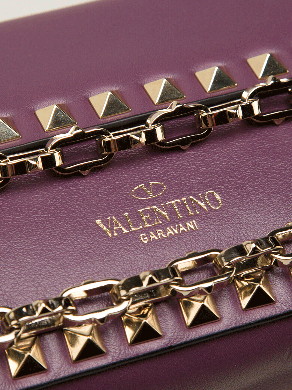 3b811e8512 Gallery. Previously sold at: Marissa Collections · Women's Valentino  Rockstud Bags
