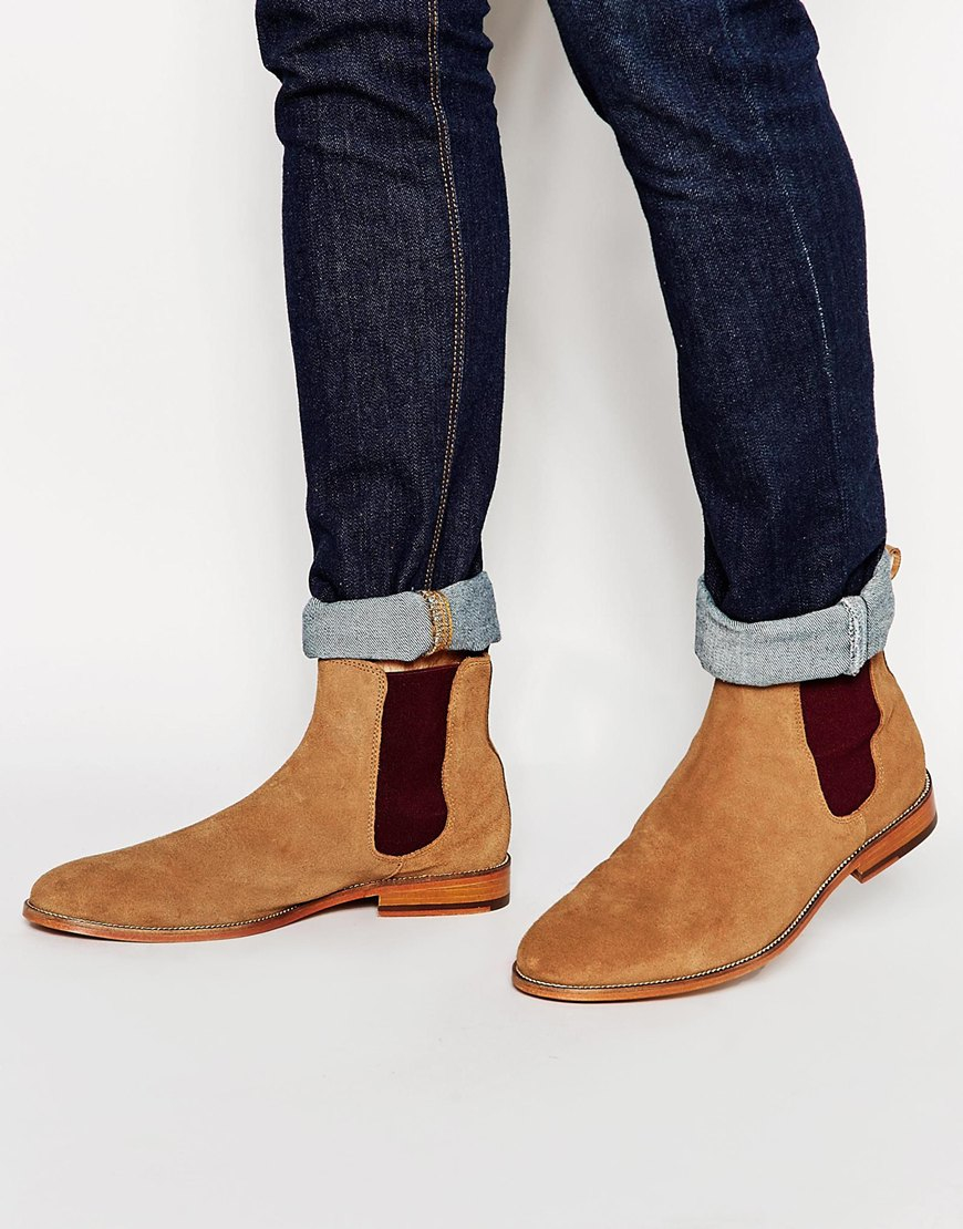 Shoes To Go With Jeans Suede