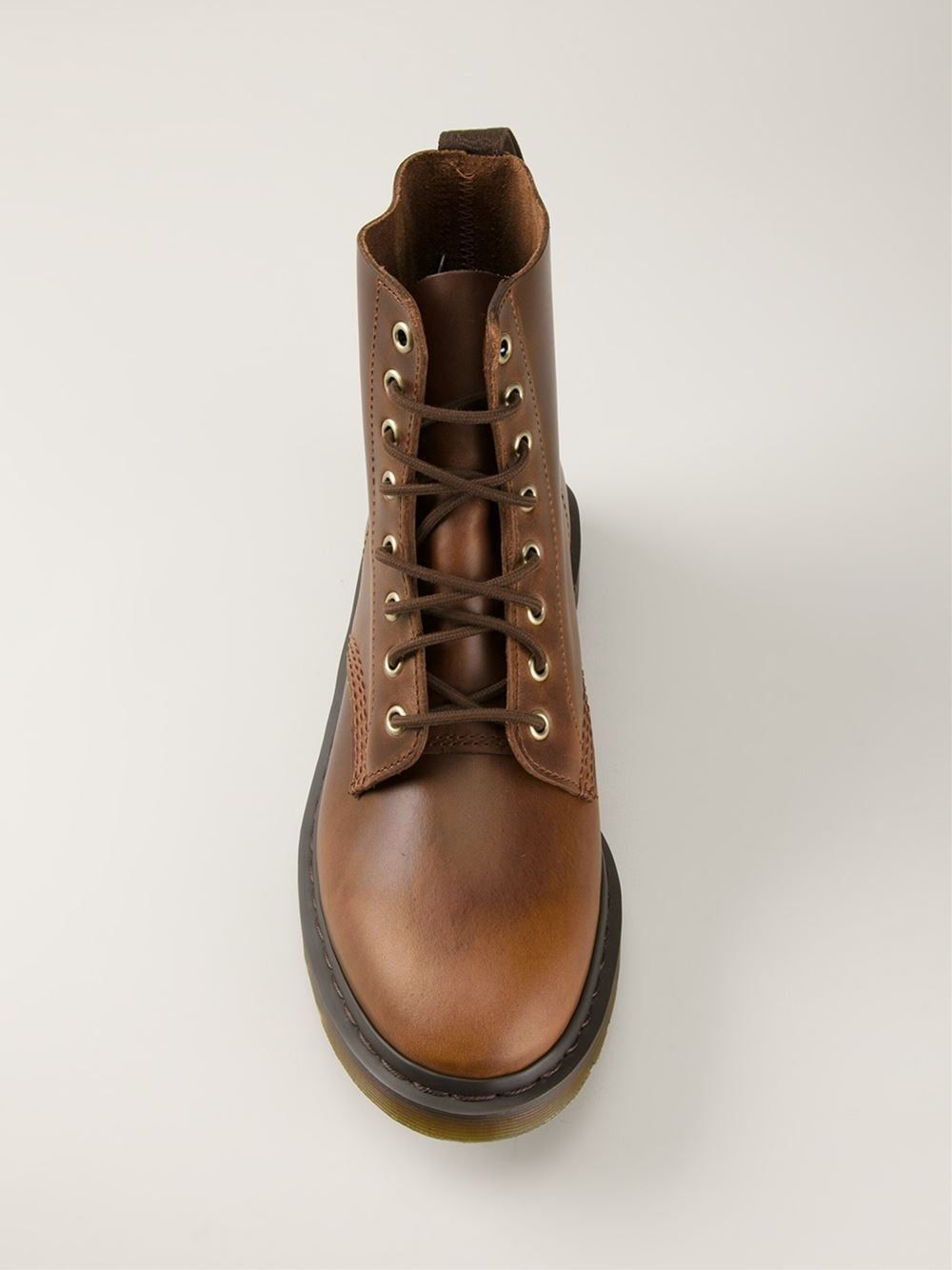 Lyst Dr Martens Pascal Boots In Brown For Men