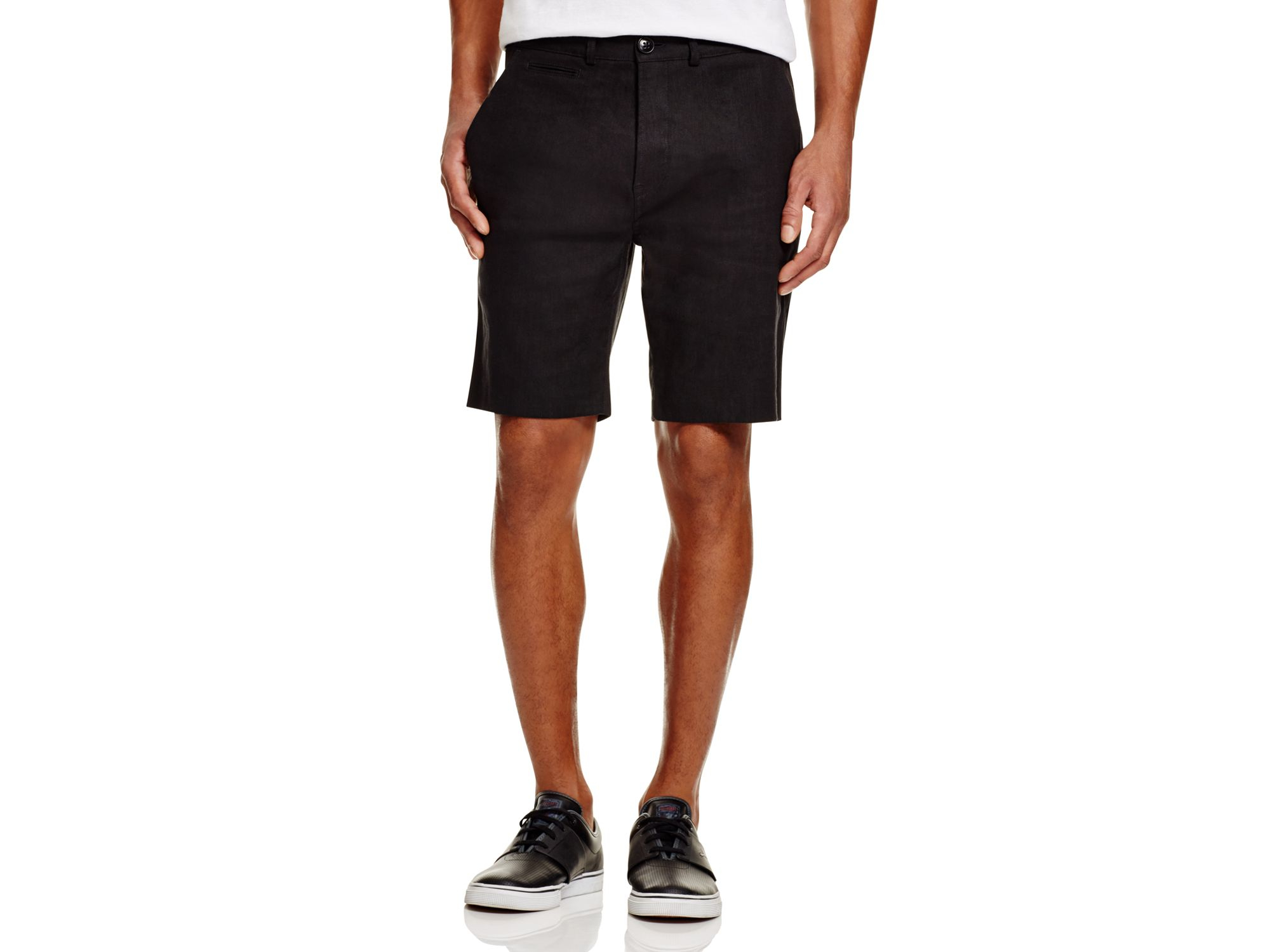 Paul smith Standard Fit Shorts in Black for Men