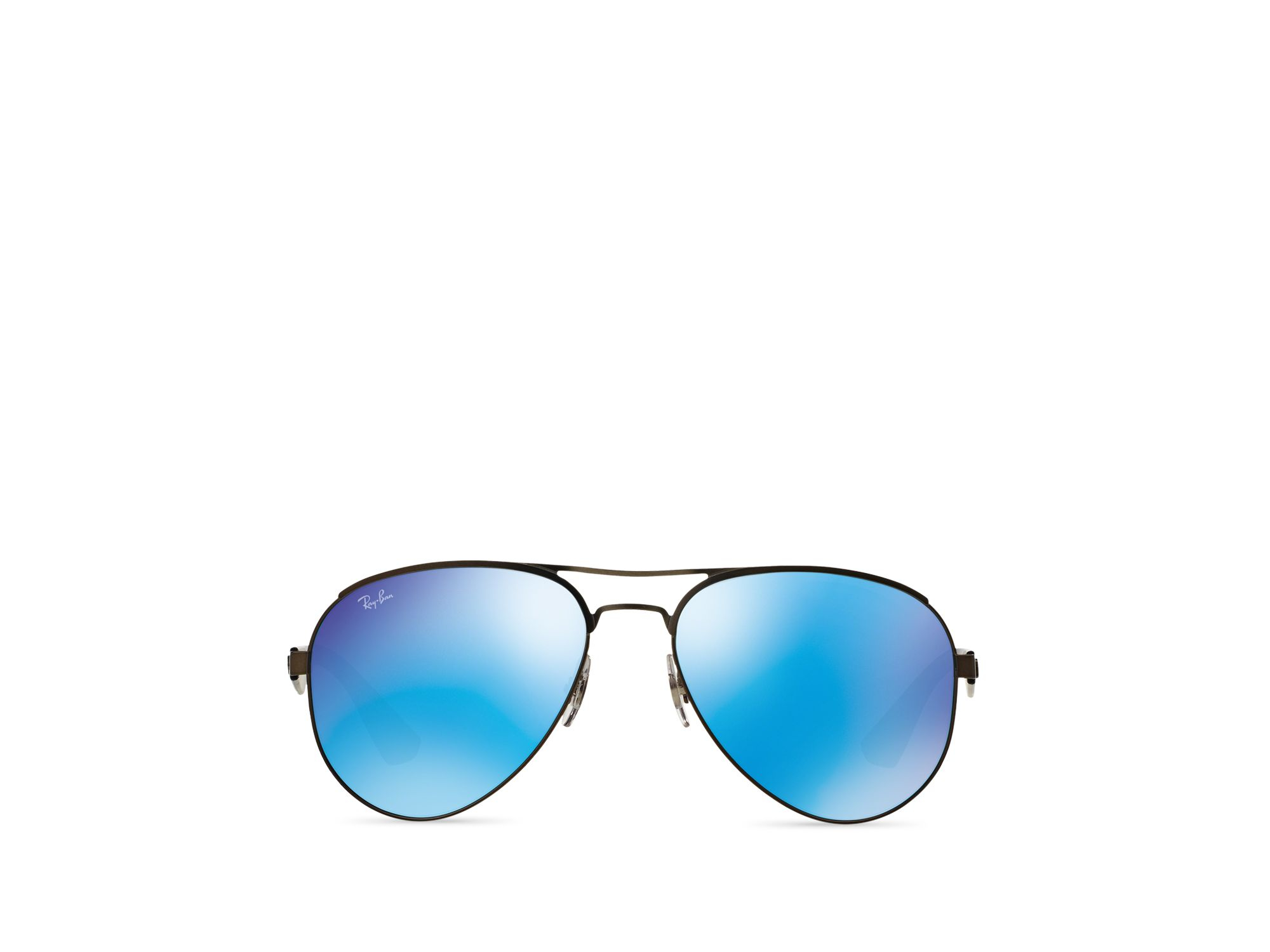 1b2e49d788 Ray-ban Highstreet Rb3523 59mm Aviator Mirror Sunglasses