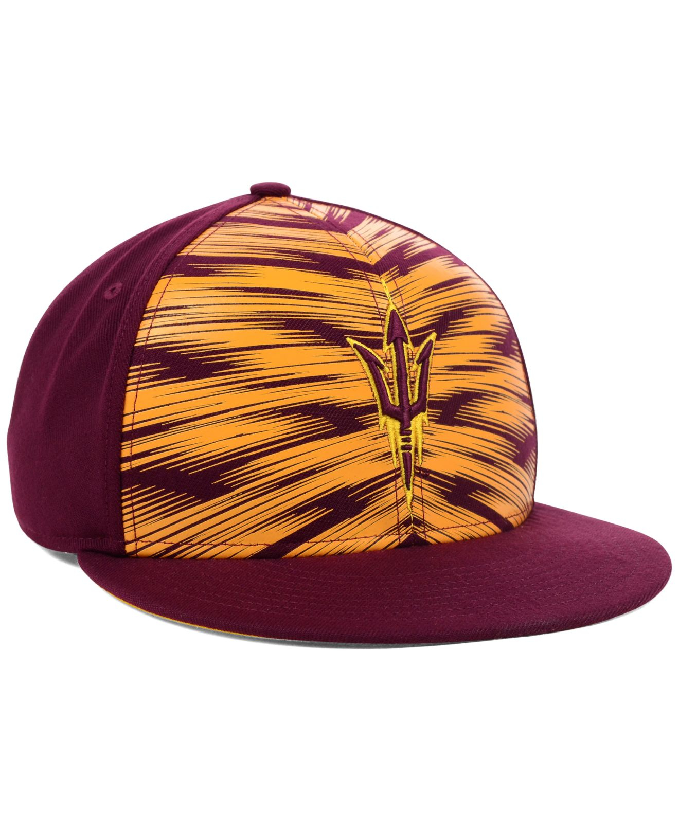 Lyst - Nike Arizona State Sun Devils Game Day Snapback Cap in Purple ... 6cd5f693339d