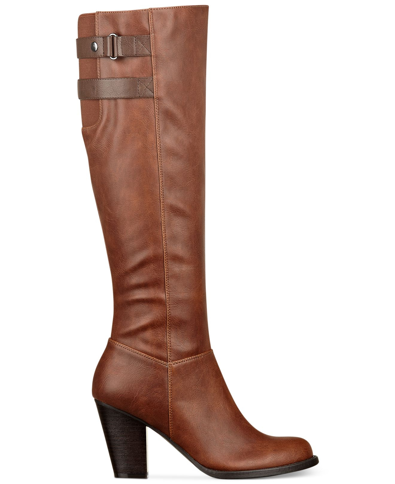 pink and pepper pink pepper avenue shaft boots in