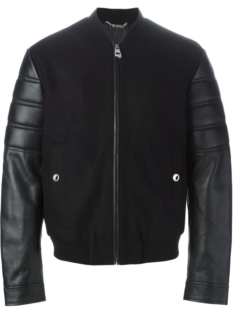 Similiar Versace Leather Jackets For Men Keywords