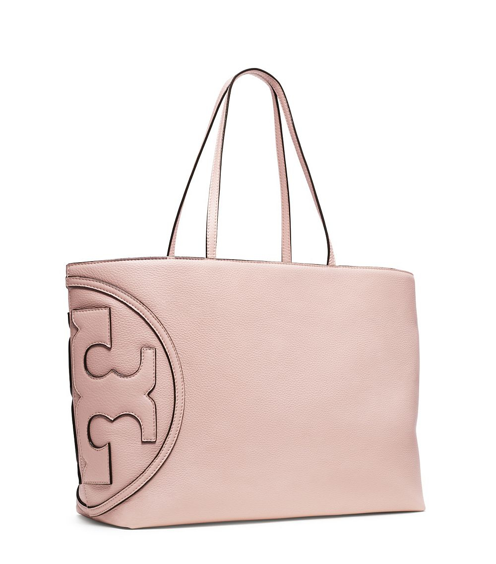 bd879497a6ec Lyst - Tory Burch All-T Tote in Pink