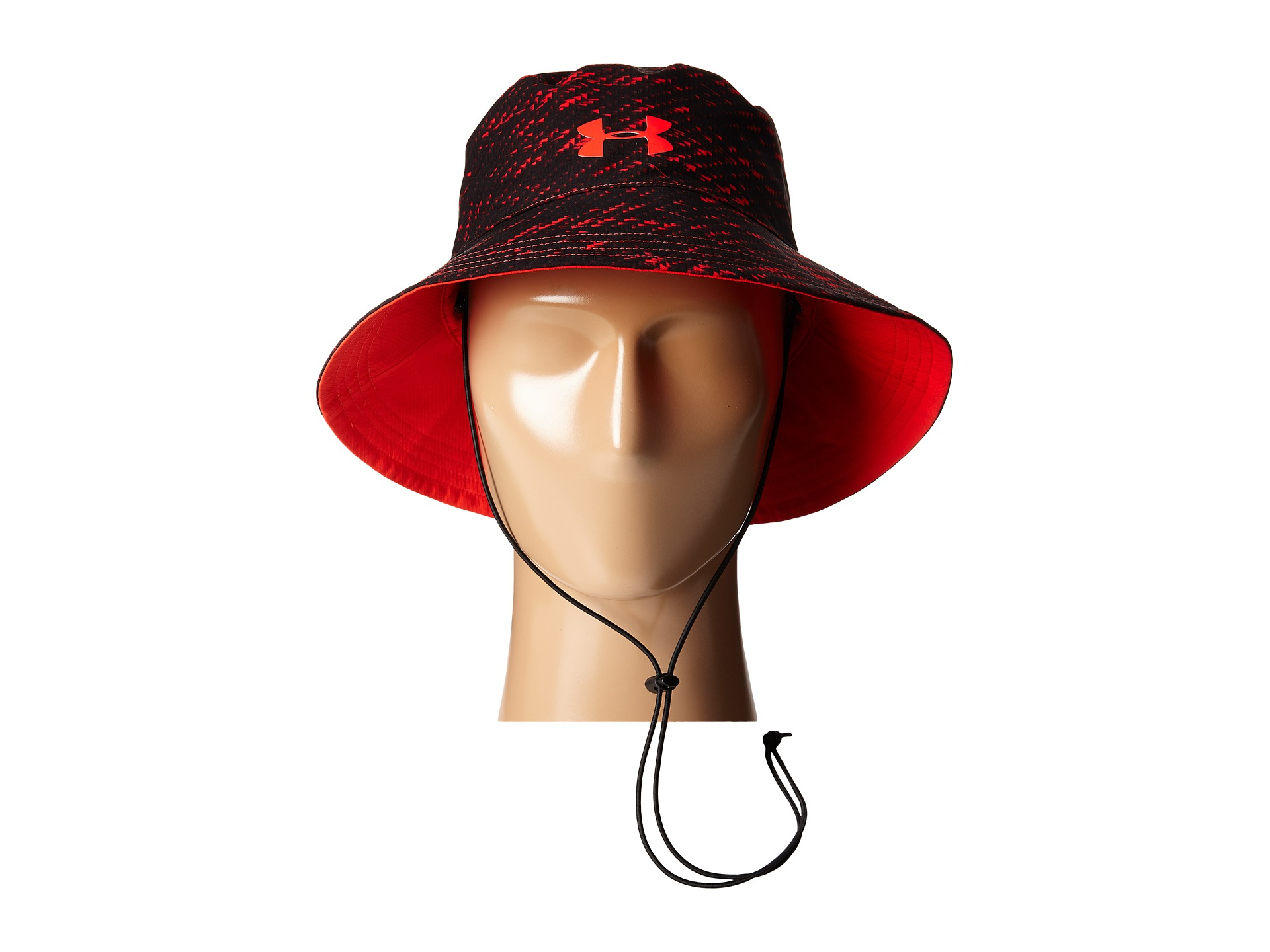 06d6ef97301 Lyst - Under Armour Ua Switchback 2.0 Bucket Hat in Red for Men