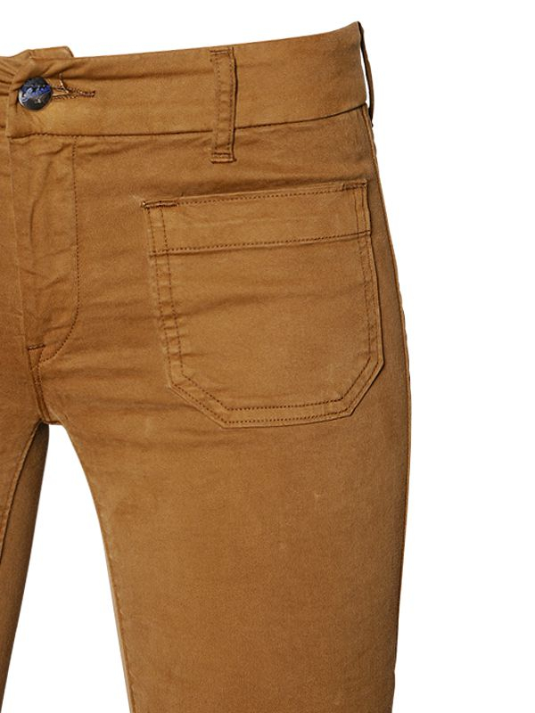 The seafarer Cotton Corduroy Pants in Brown | Lyst