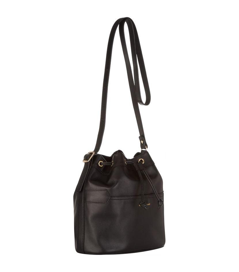 Longchamp Laukut Lentokentältä : Longchamp bucket bag in black lyst
