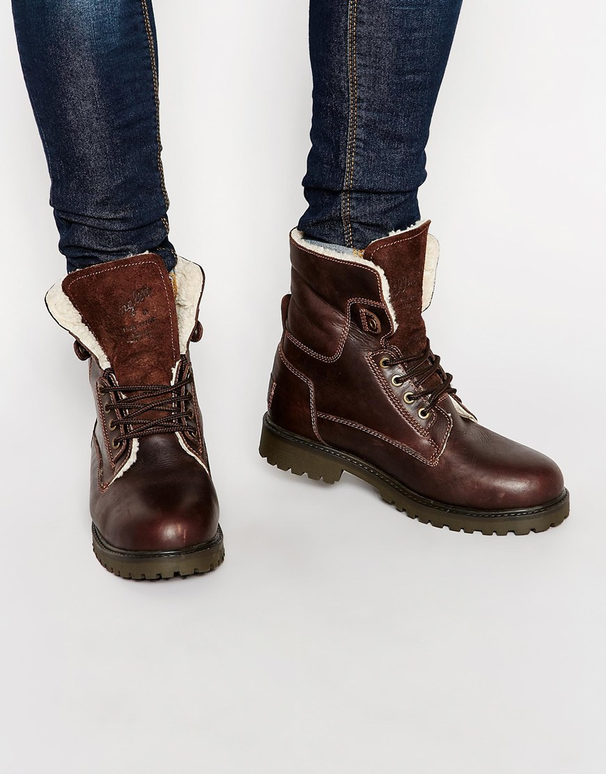Wrangler Leather Shoes