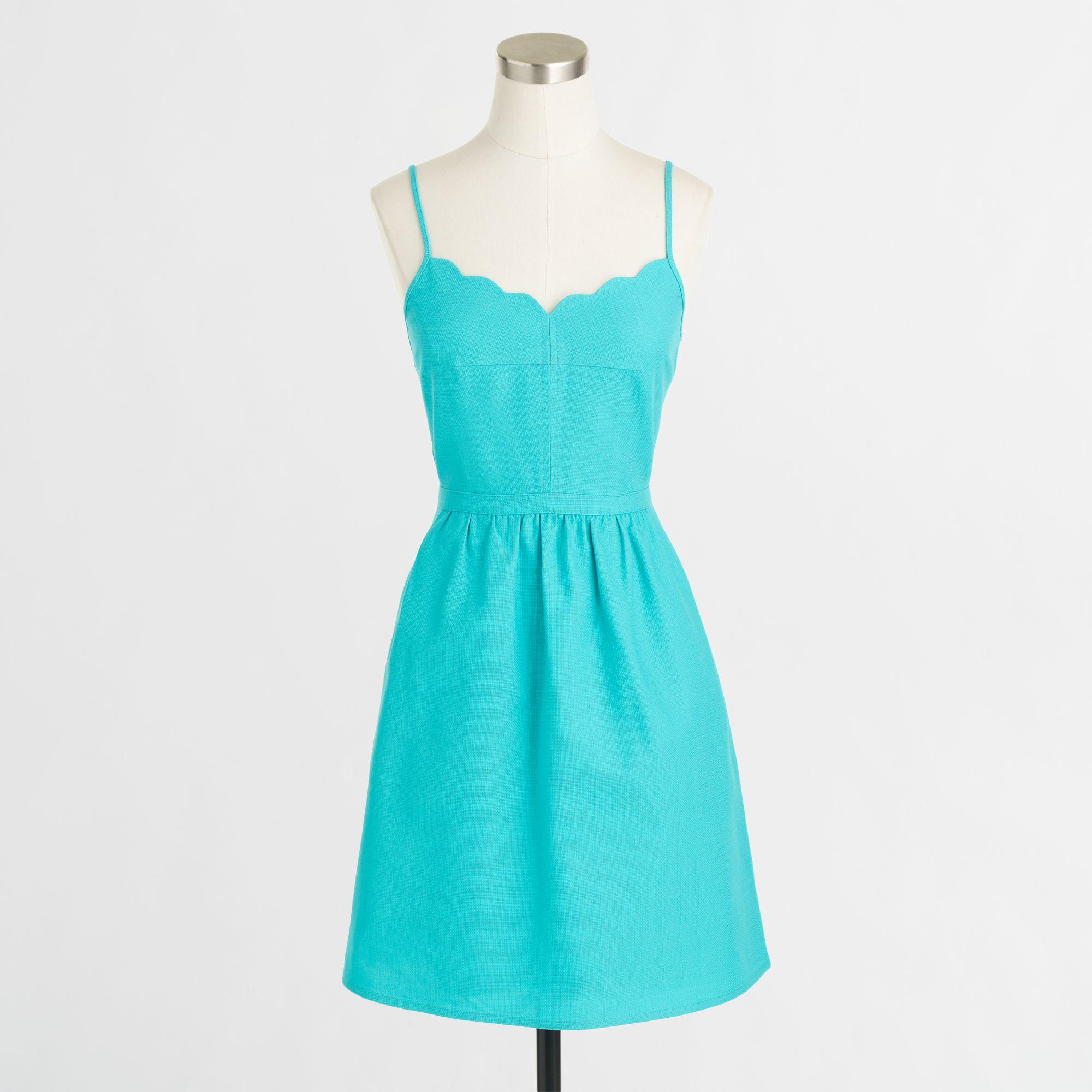 Elegant Women39s Dresses  Day  Andre Dress In Super 120s  JCrew  Polyvore