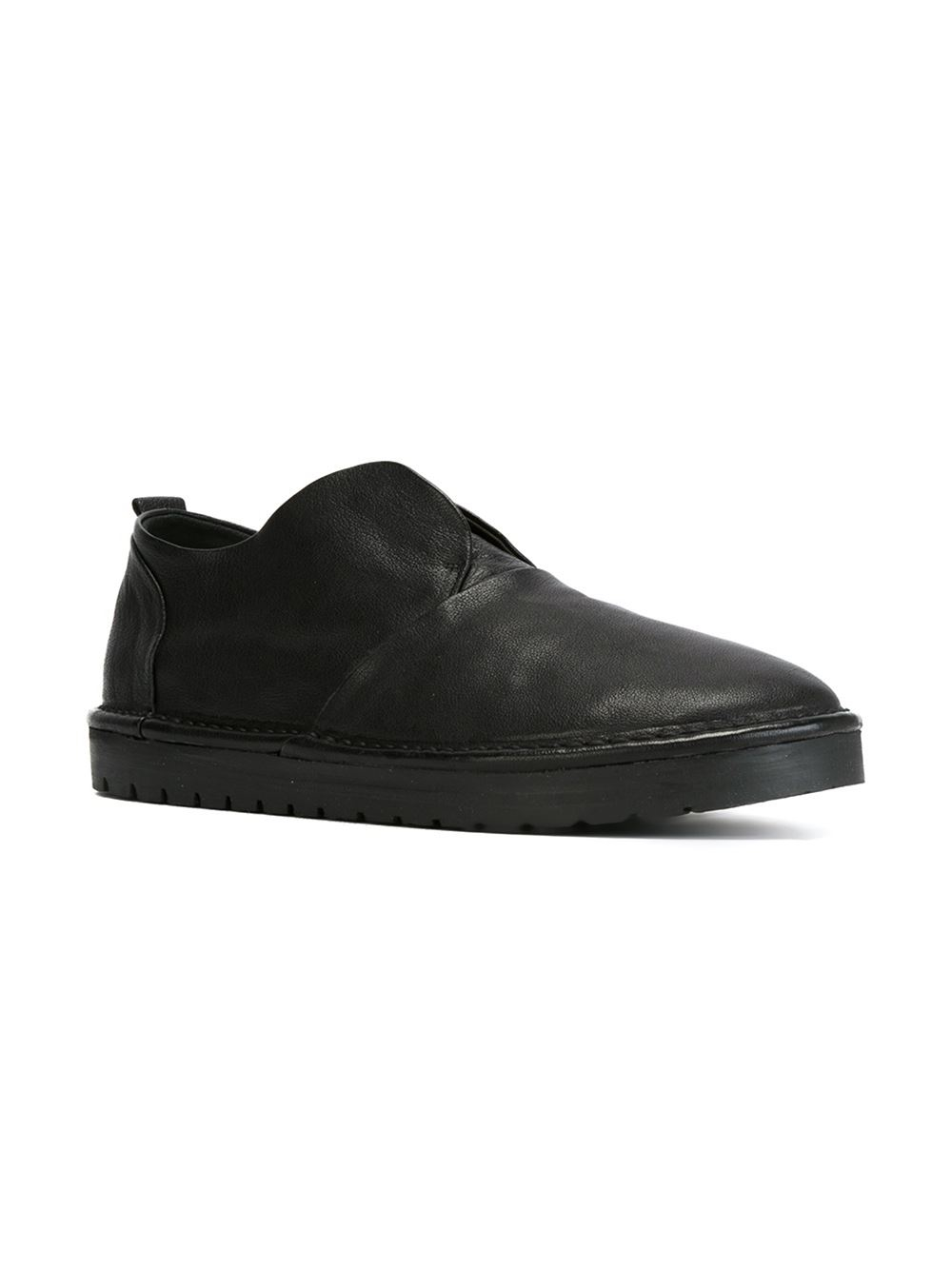 laceless loafers - Black Mars tErPLmGJB