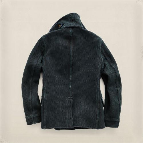 Lyst Rrl Limitededition Nautilus Coat In Blue For Men