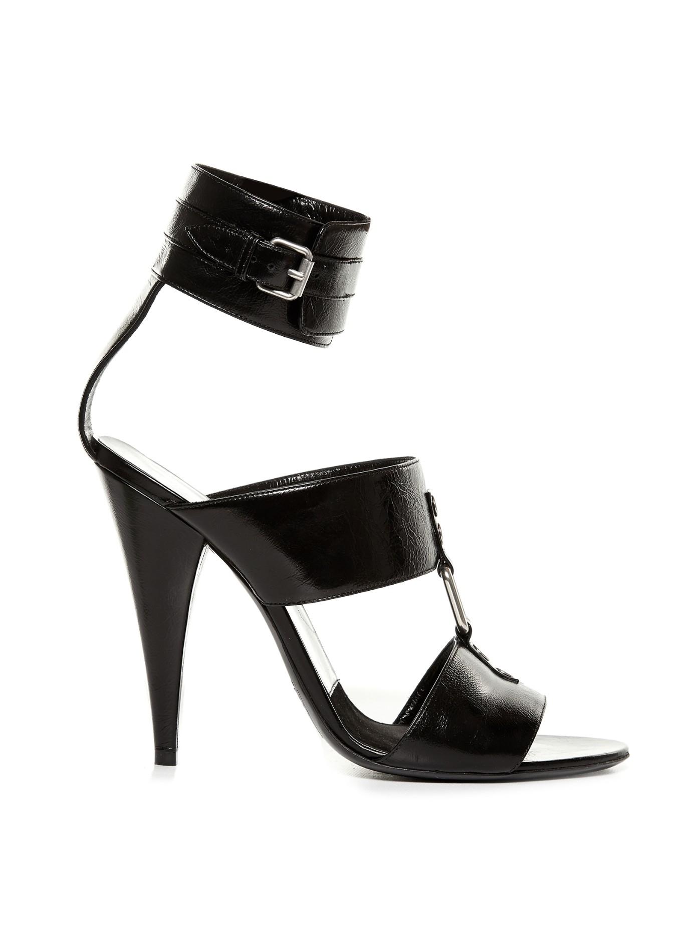 cheap huge surprise Saint Laurent Multistrap Stud Sandals shop for cheap online DCBaPaDDs3