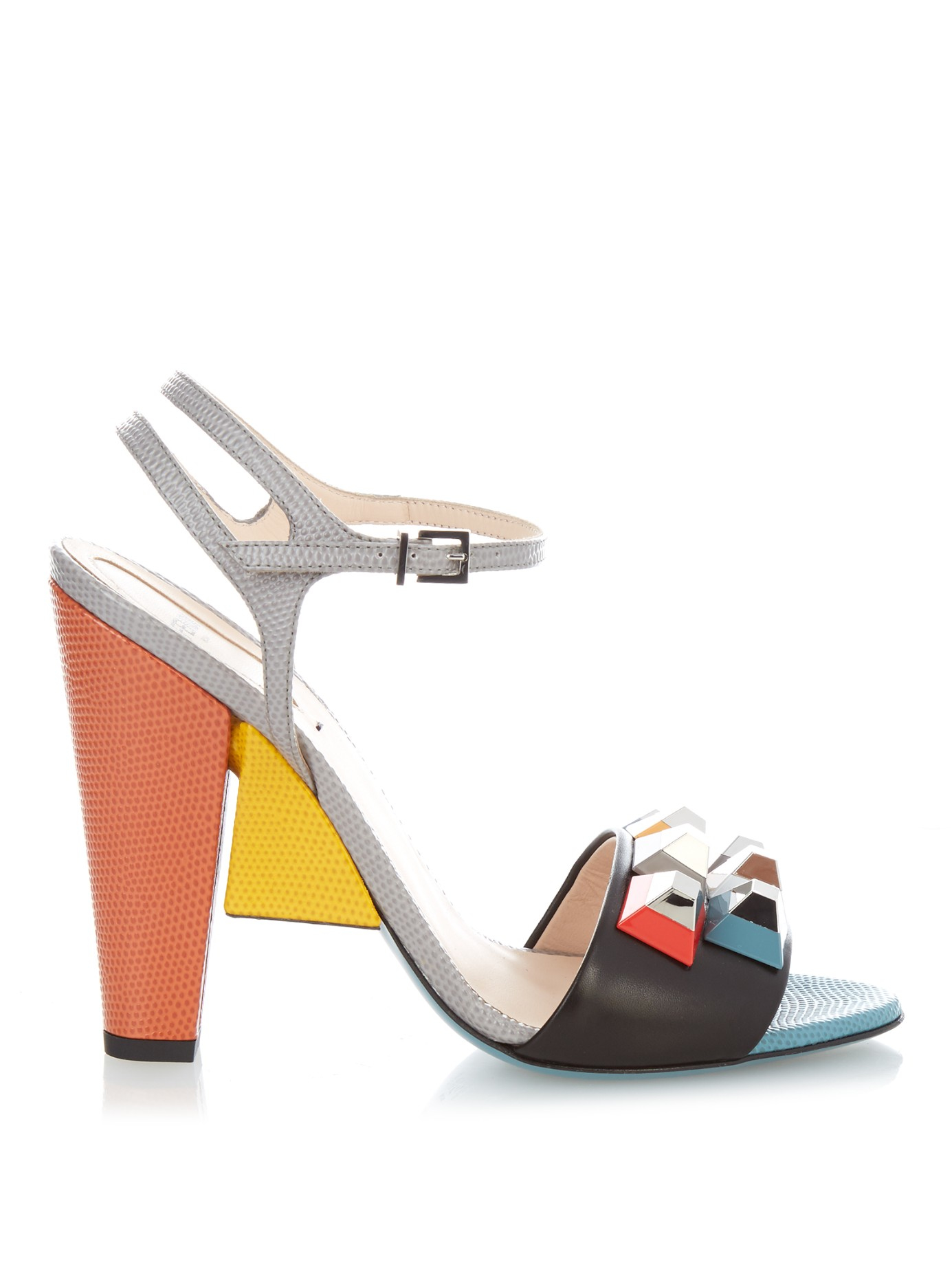 FOOTWEAR - Sandals Fendi 03BR40E