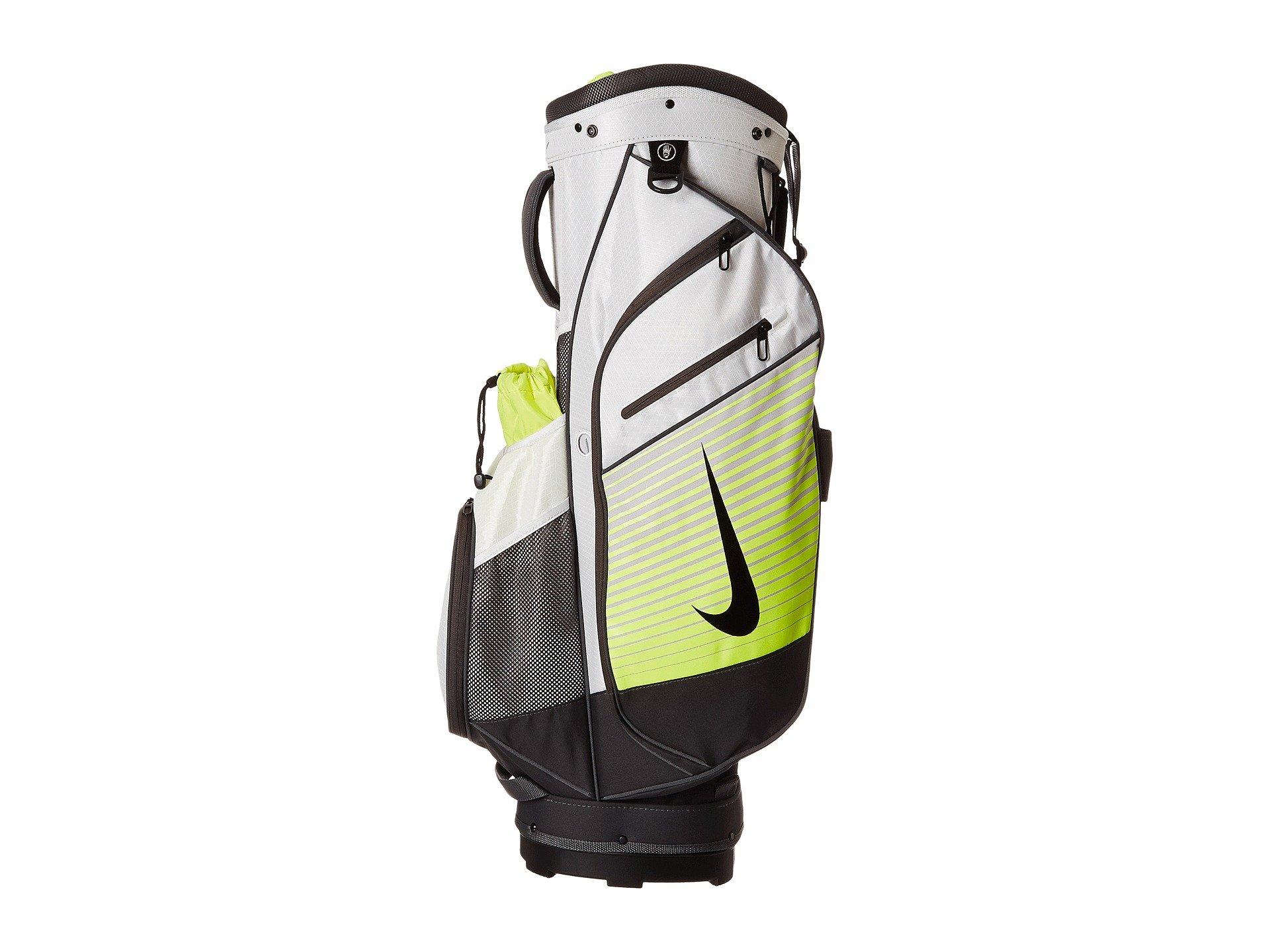 1d19b5afe34d Lyst - Nike Sport Cart Iii Cart Bag in White