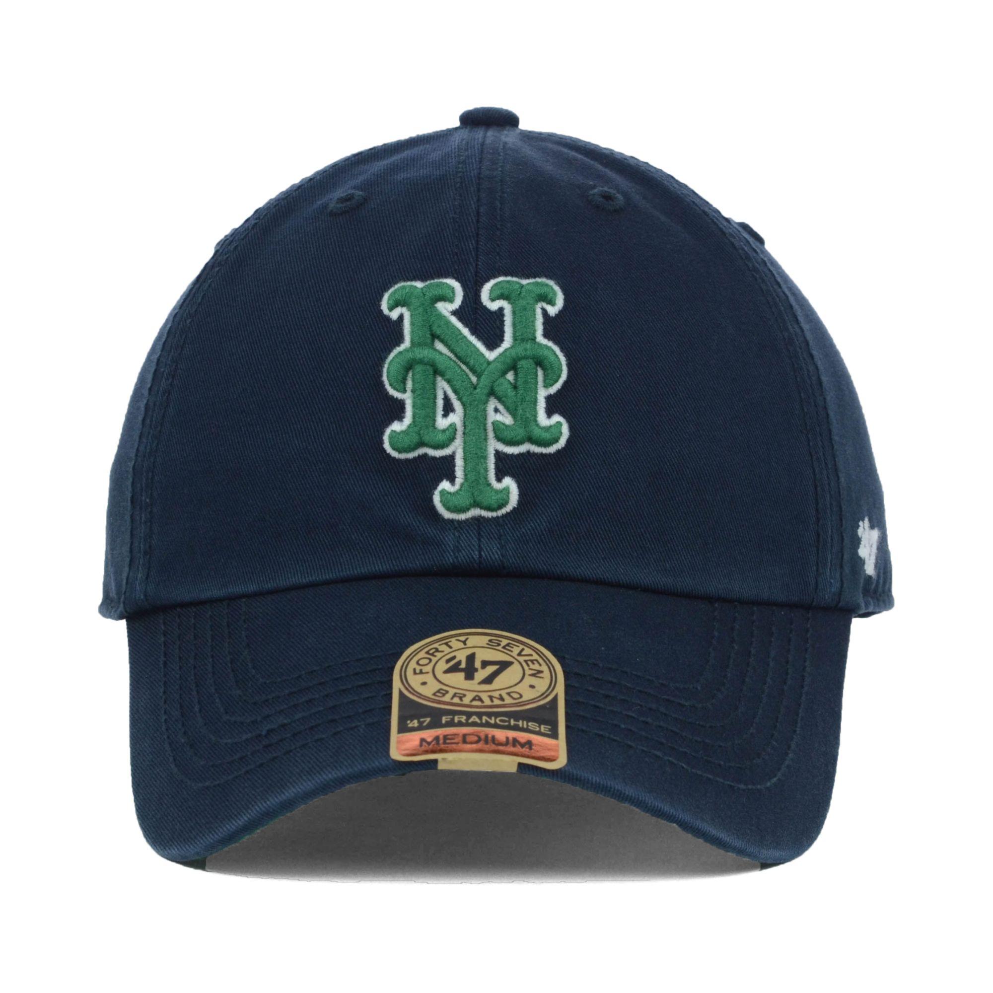 new style 73896 13faa ... ireland lyst 47 brand new york mets mlb dublin cap in blue for men  58240 afdf5