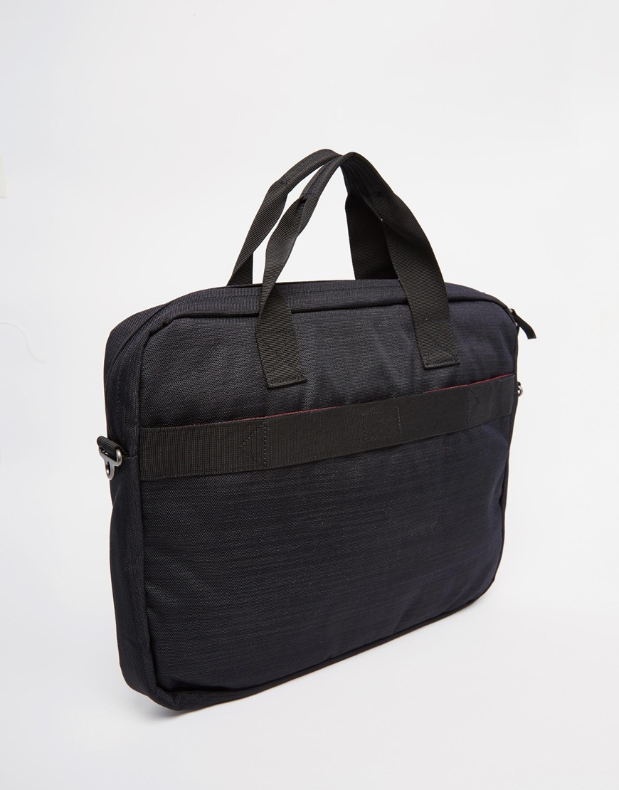 Lyst - Eastpak Queezer Laptop Bag in Black for Men 1f34a294f2d8