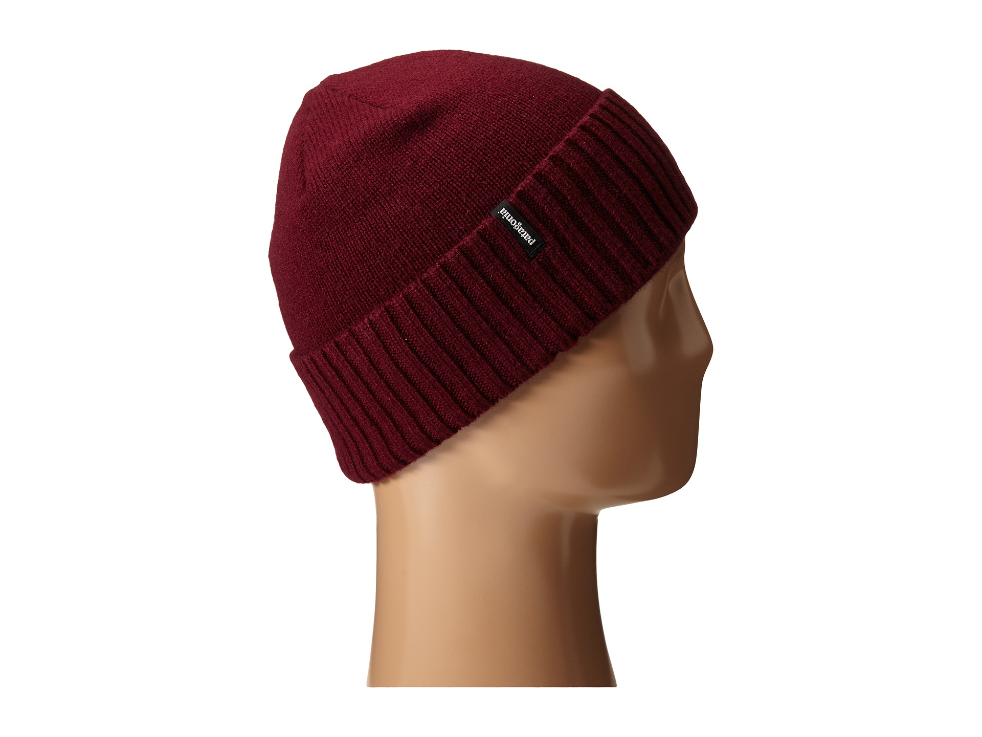 14e92984203 Lyst - Patagonia Brodeo Beanie in Purple for Men