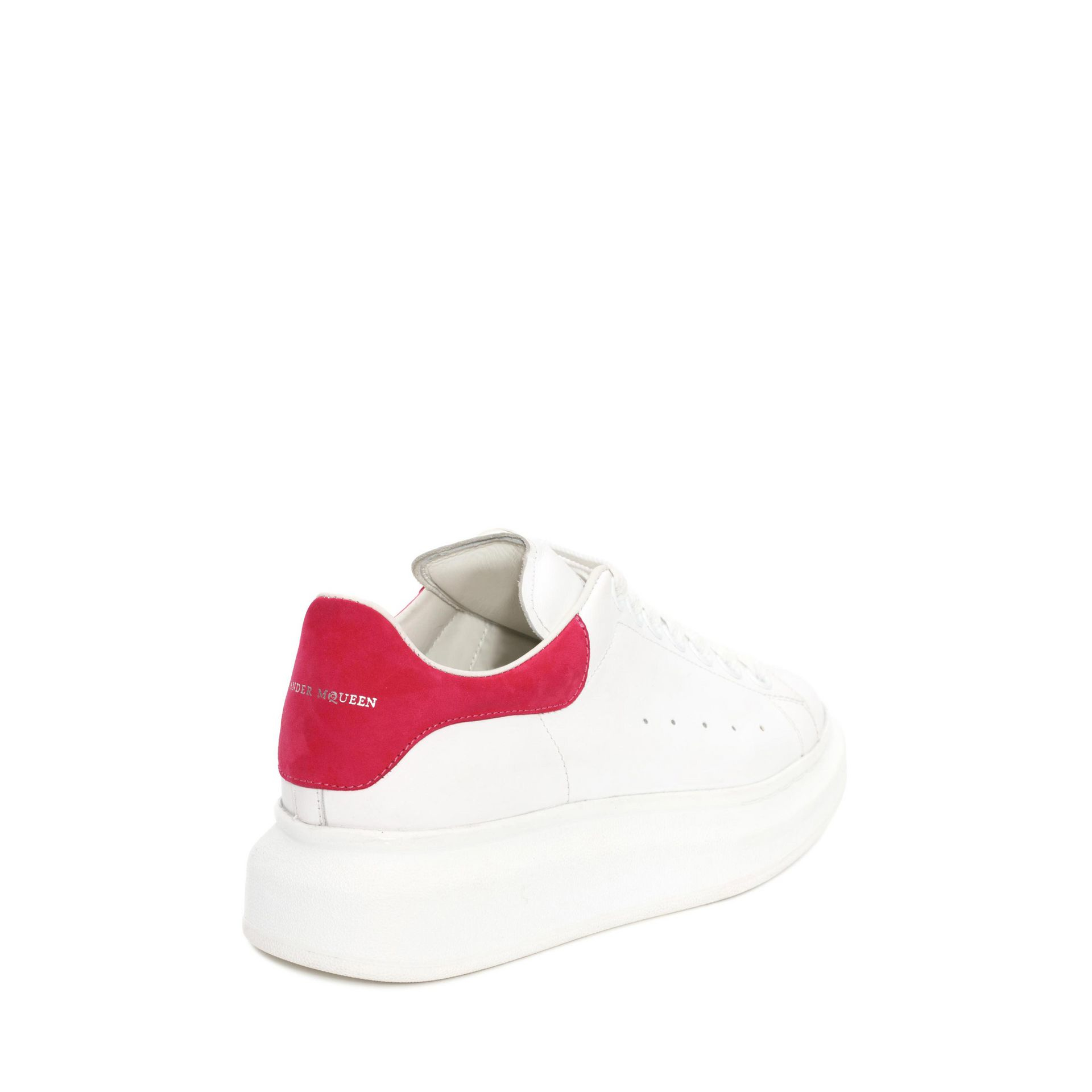 Oversized sneakers - Pink & Purple Alexander McQueen 8Hh1Ds