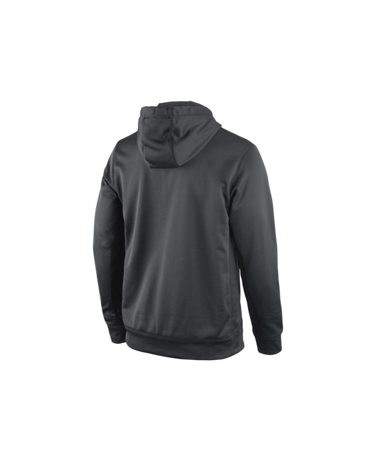 beaac9aa Nike Men'S Washington Redskins Platinum Ko Hoodie in Gray for Men - Lyst