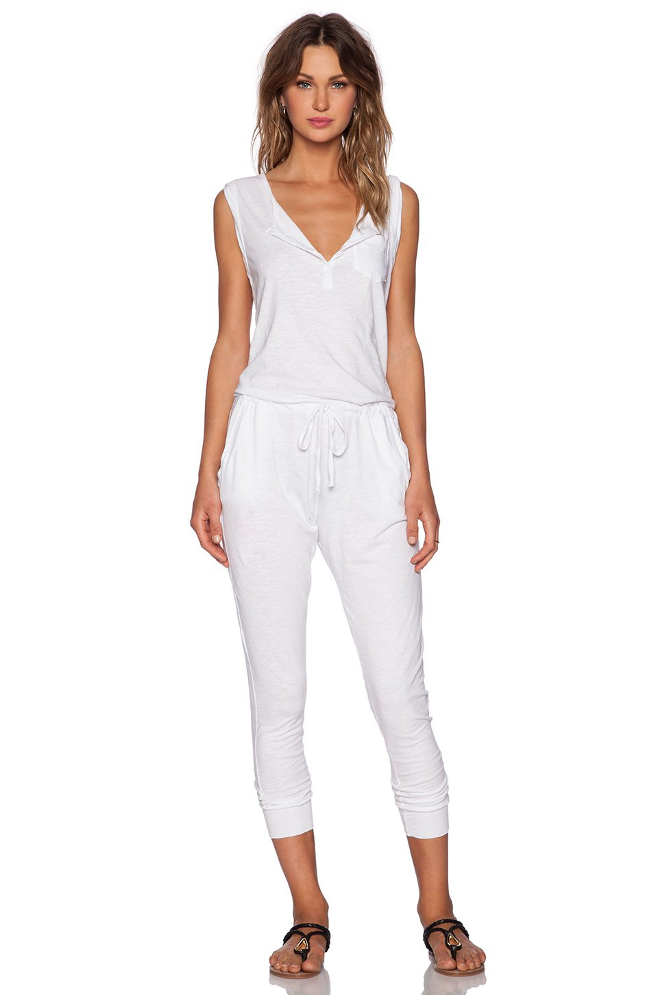 Amazing Womens White Jumpsuit  EBay