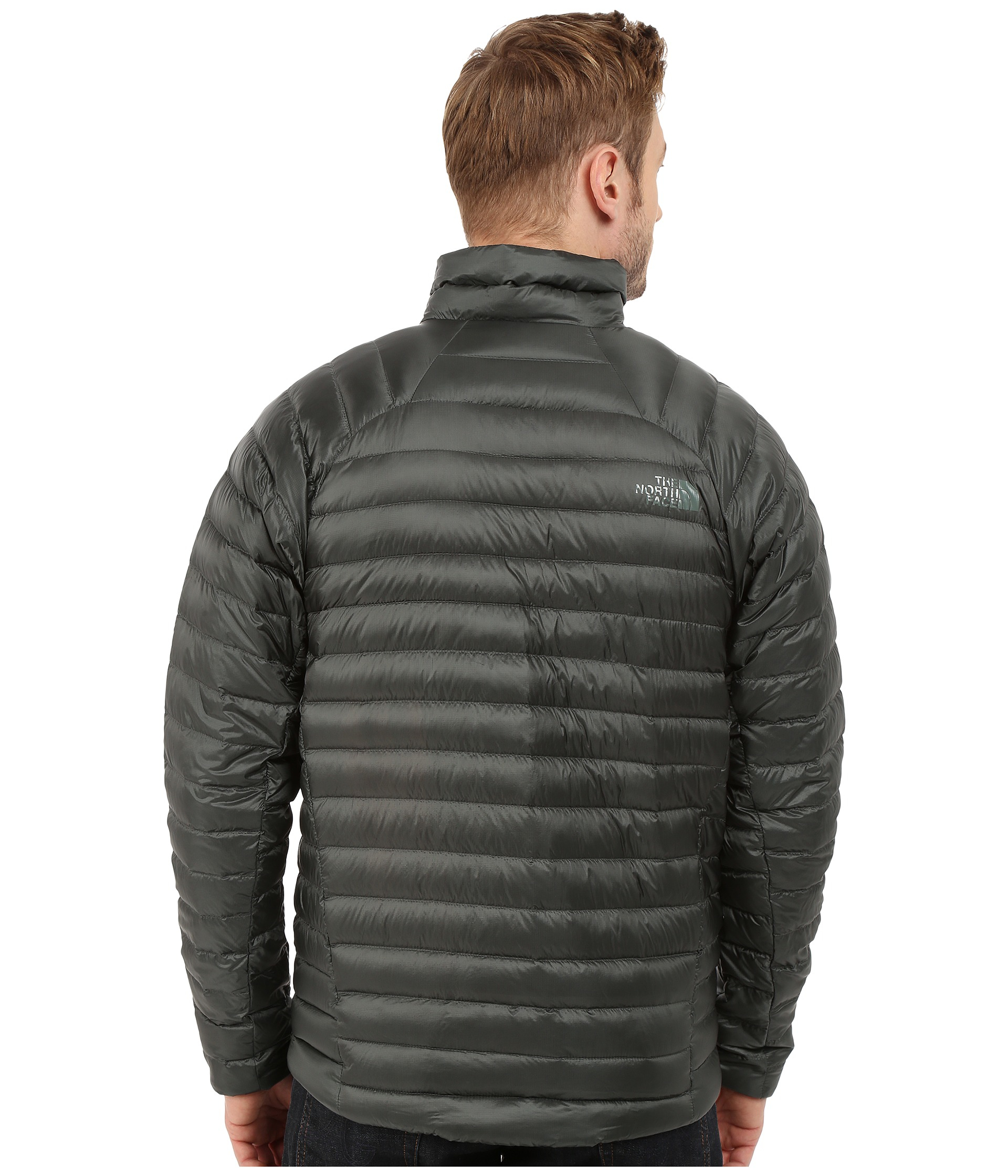 c9ffc845af ... wholesale lyst the north face quince jacket in green for men 9cd8f 1b968