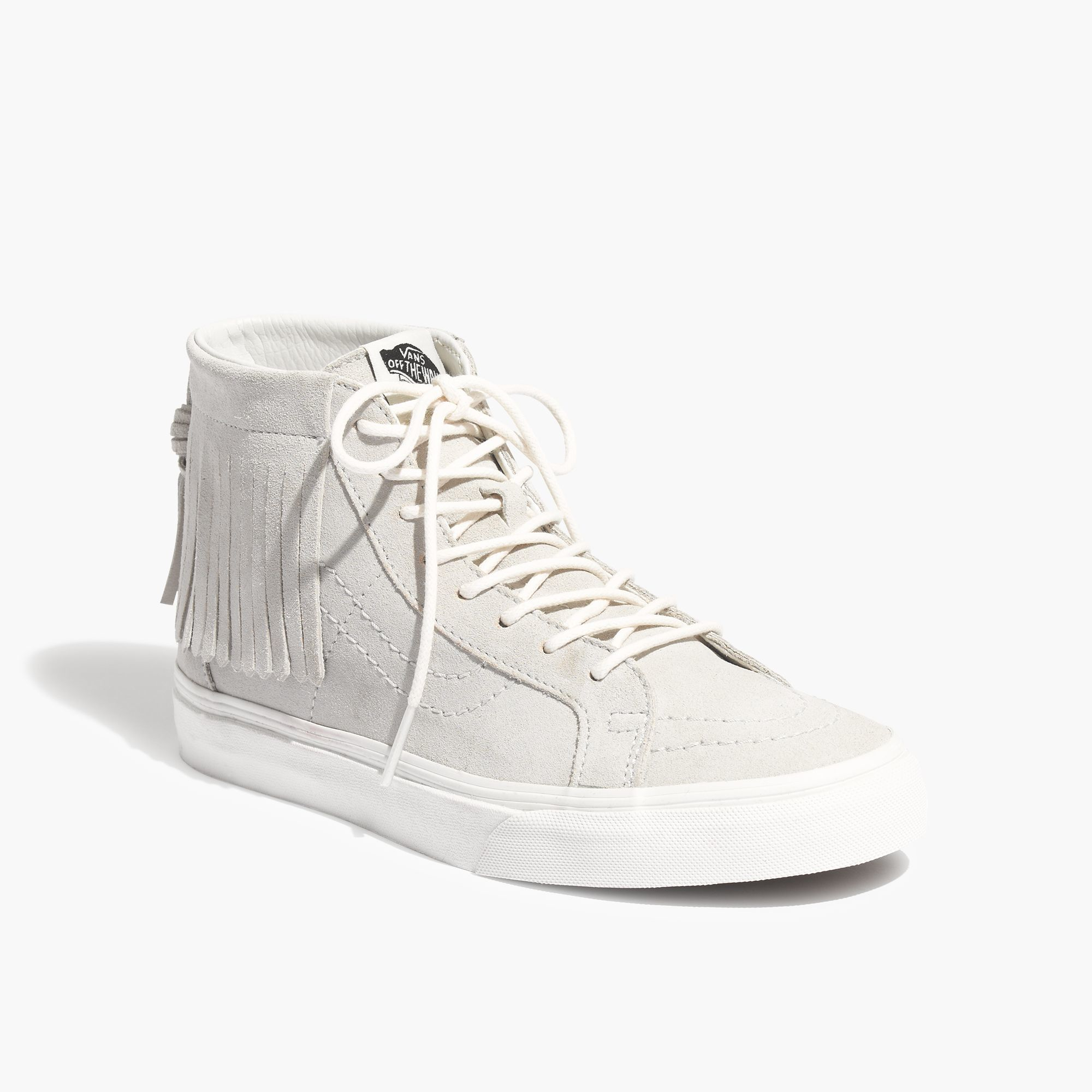 Lyst - Madewell Vans® Sk8-hi Moccasin High-top Sneakers in ...