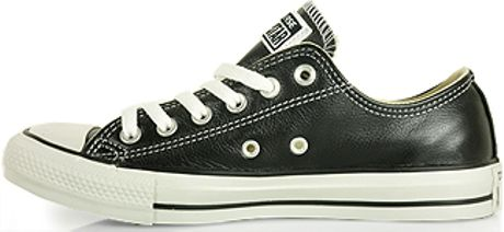 leather converse chuck taylors