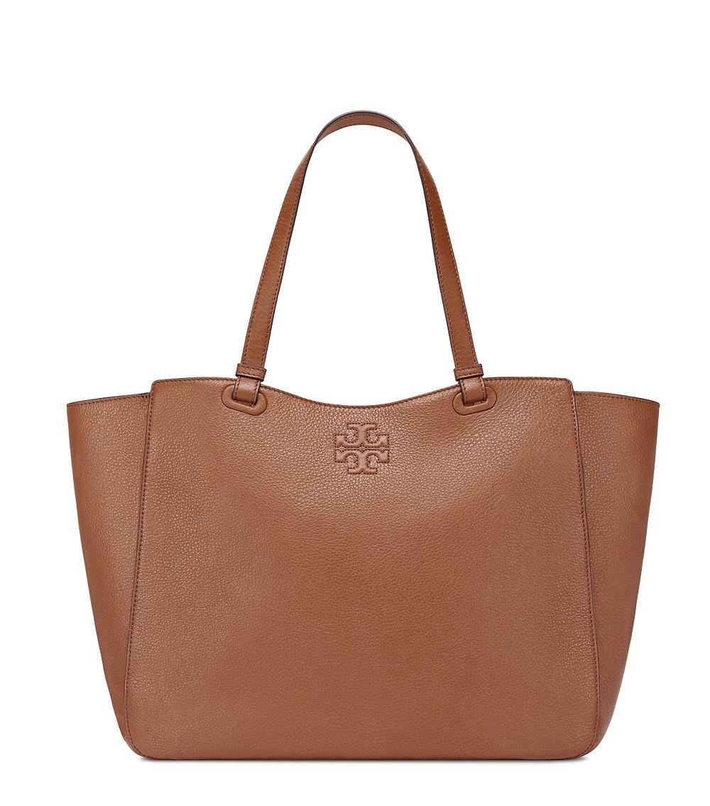 b4ff43c4c88 Lyst - Tory Burch Thea Baby Bag Tote in Brown