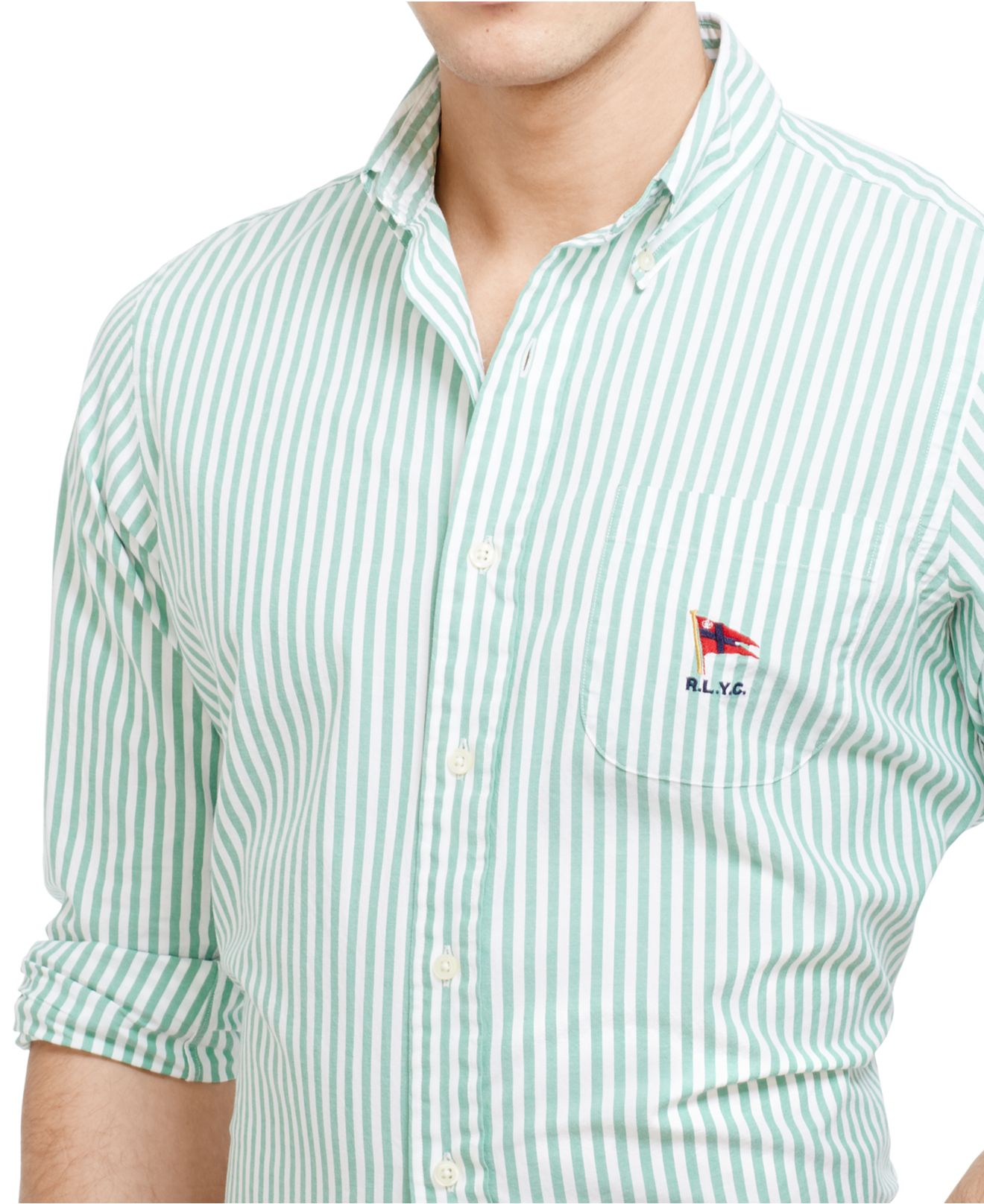 Find mens striped oxford shirt at ShopStyle. Shop the latest collection of mens striped oxford shirt from the most popular stores - all in one place.