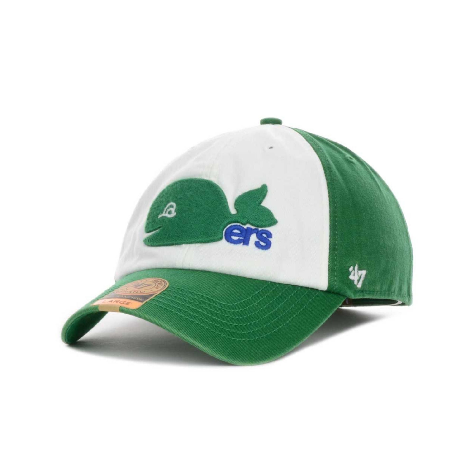 ... huge discount Lyst - 47 Brand Hartford Whalers Hof Fanchise Cap in  Green f 3f52d 9ec95 8d2ec41f9