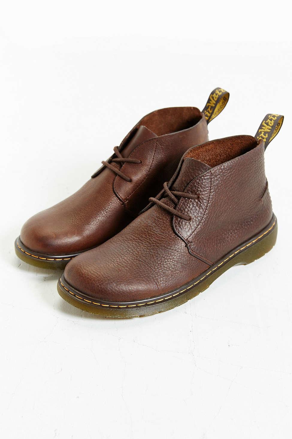 Lyst Dr Martens Ember Desert Boot In Brown For Men