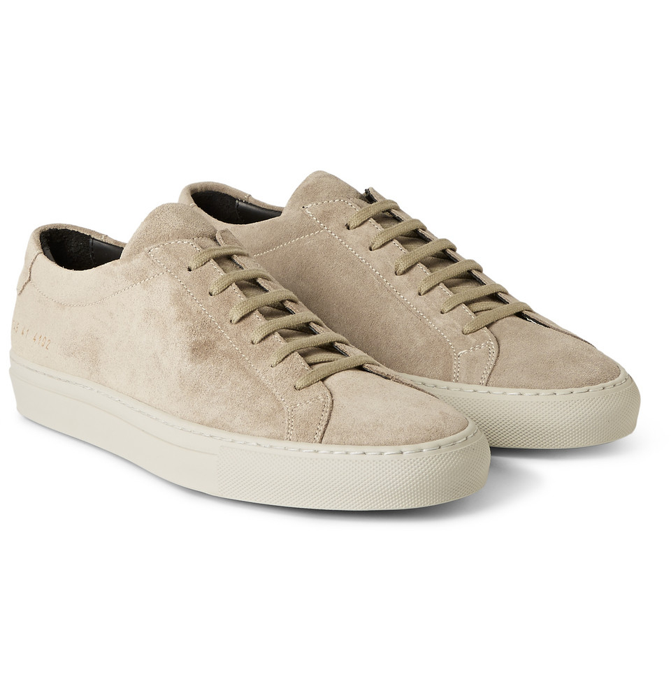 de831a6d4293 Gallery. Previously sold at  MR PORTER · Men s Common Projects Achilles ...