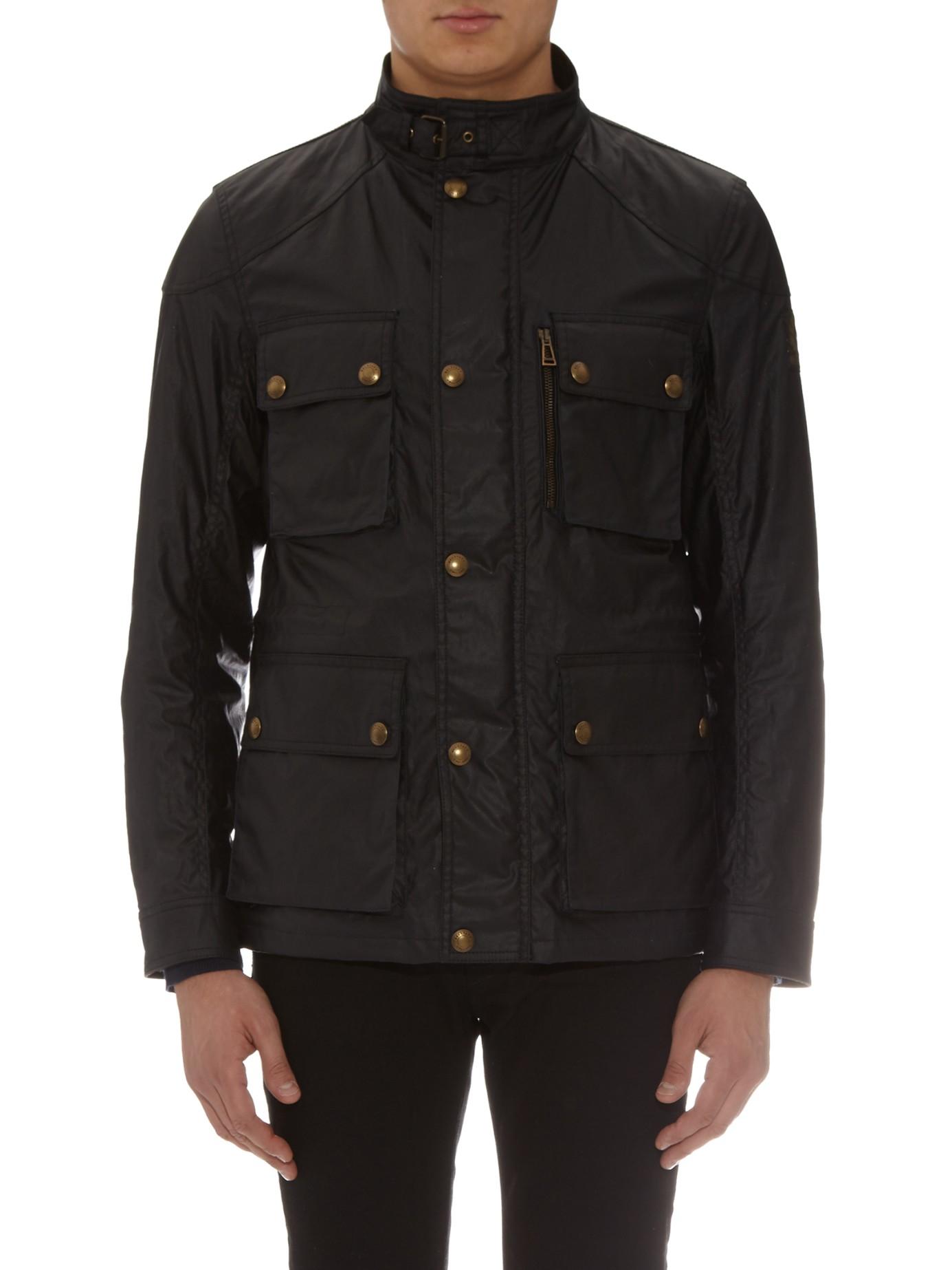 Belstaff Trialmaster Cotton Jacket