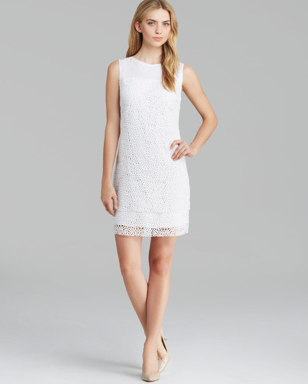 Details About Elie Tahari Lillian Vine Lace Dress Size 8