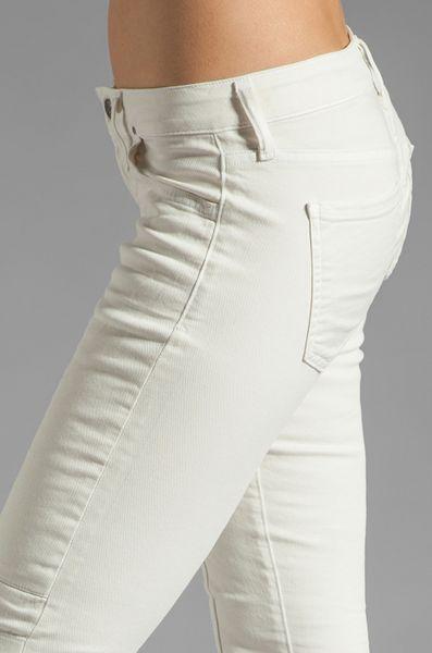 White Levi Jeans Women
