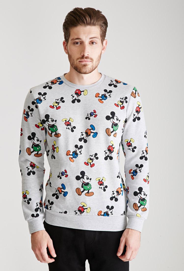 Mickey hands hoodie