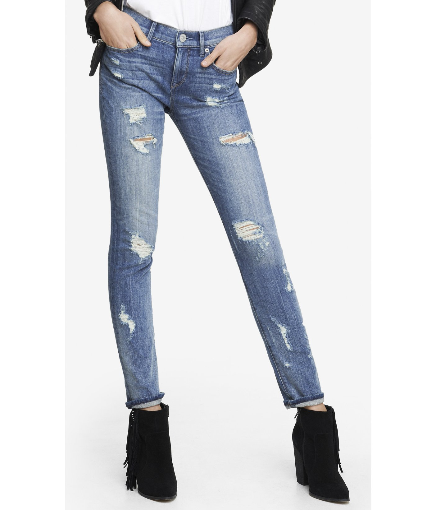 Discover mid rise jeans for women at ASOS. Shop a wide range of mid rise jeans, from skinny to slim, black to blue wash and from plain to printed jeans.