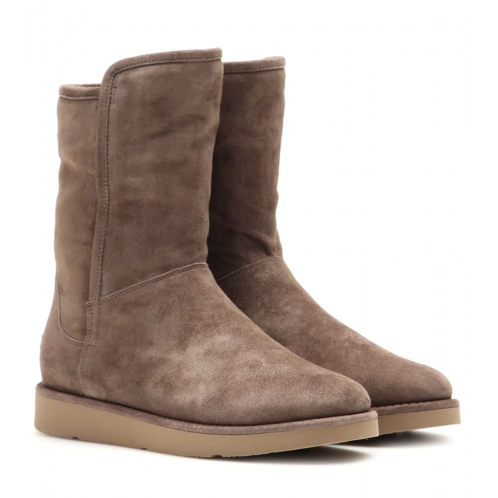 UGG Abree II Short Suede Boots xIdzqhN7ZS