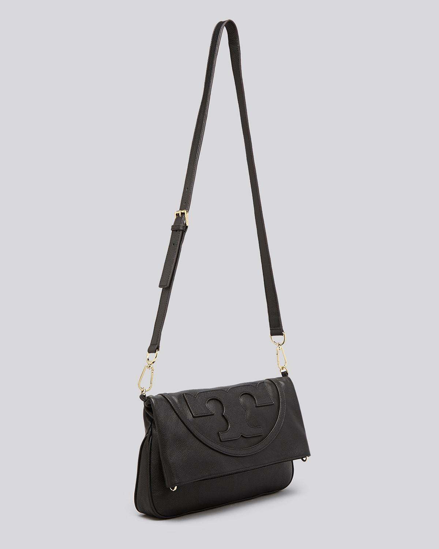 604bfa8c3 Tory Burch All T Suki Cross-Body Bag in Brown - Lyst