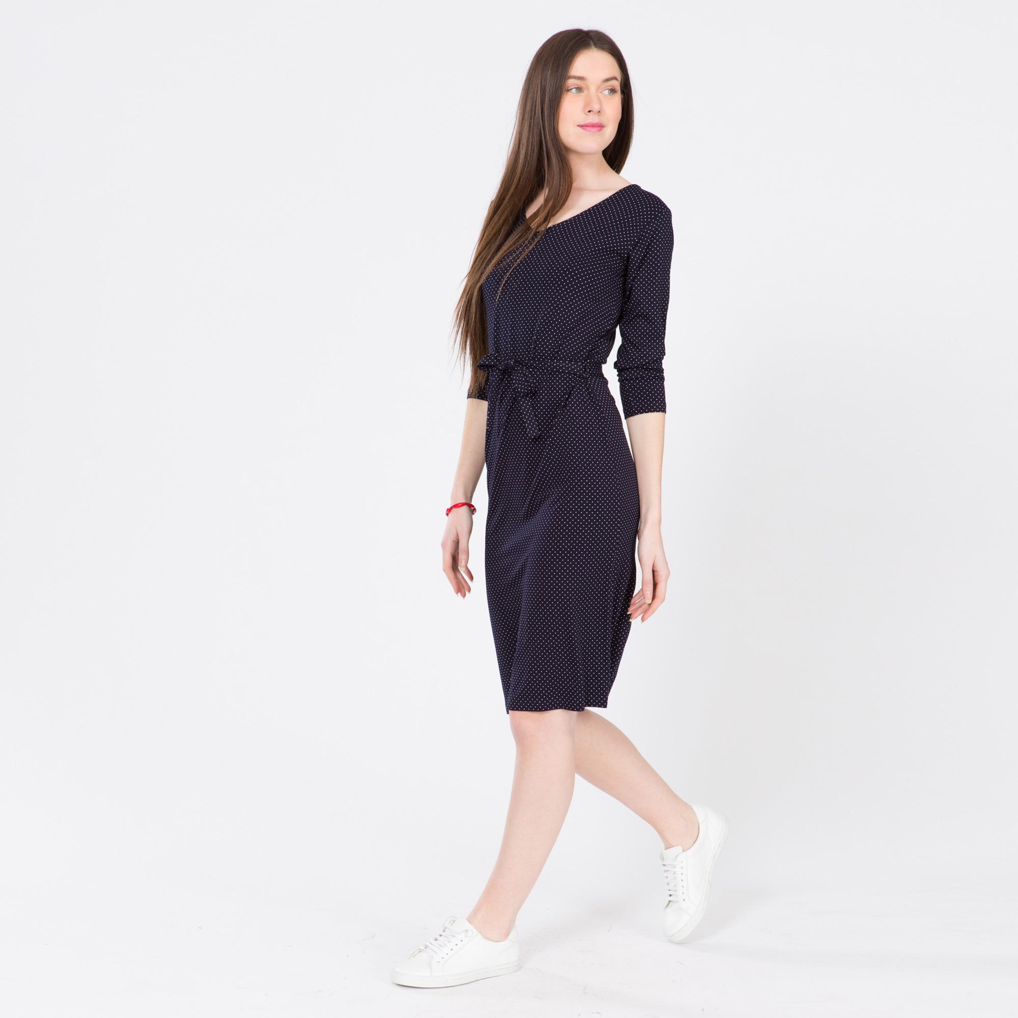 Agnes b black dress neiman
