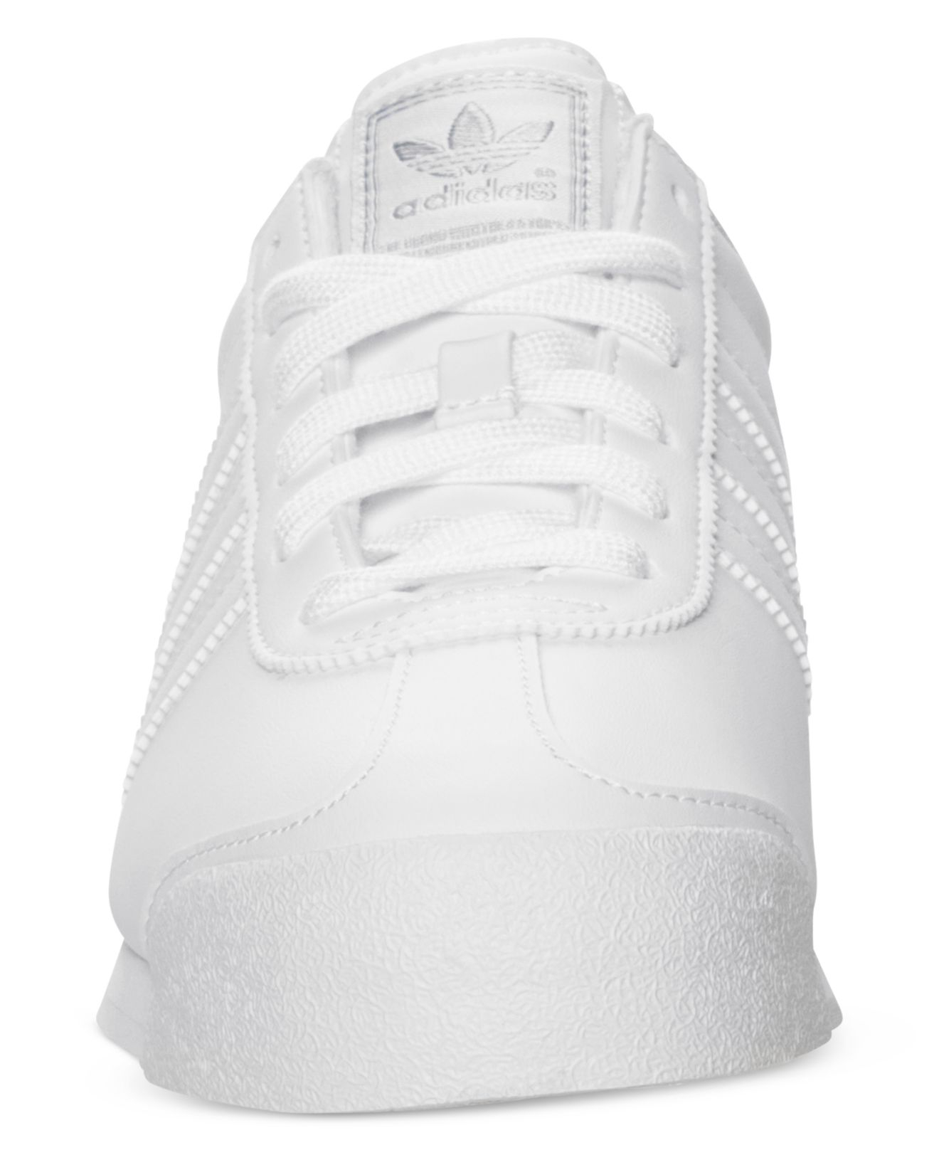 best sneakers d6ef8 8c0ce Lyst - adidas Women s Originals Samoa Casual Sneakers From Finish ...