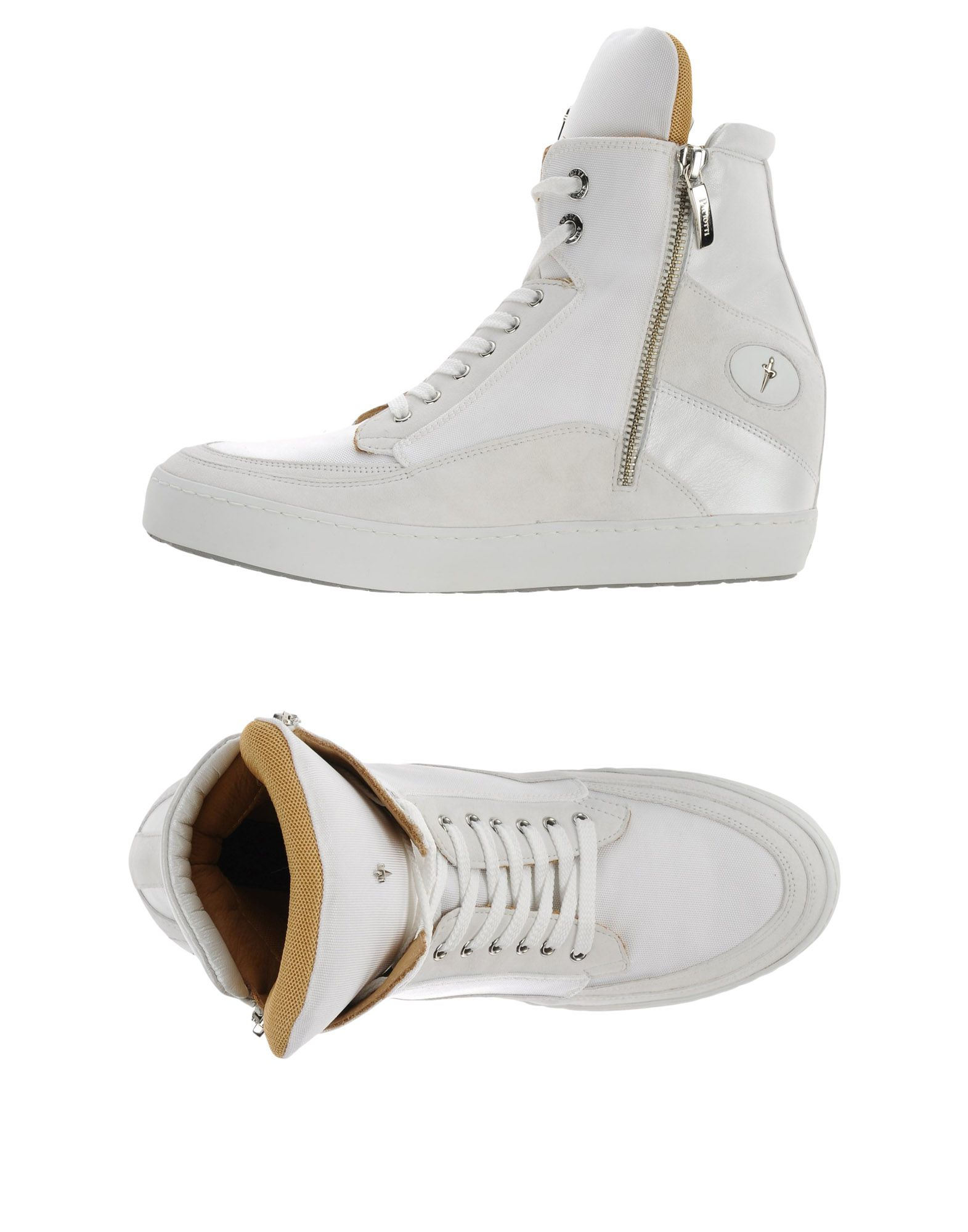 FOOTWEAR - High-tops & sneakers Cesare Paciotti qlj7YXy