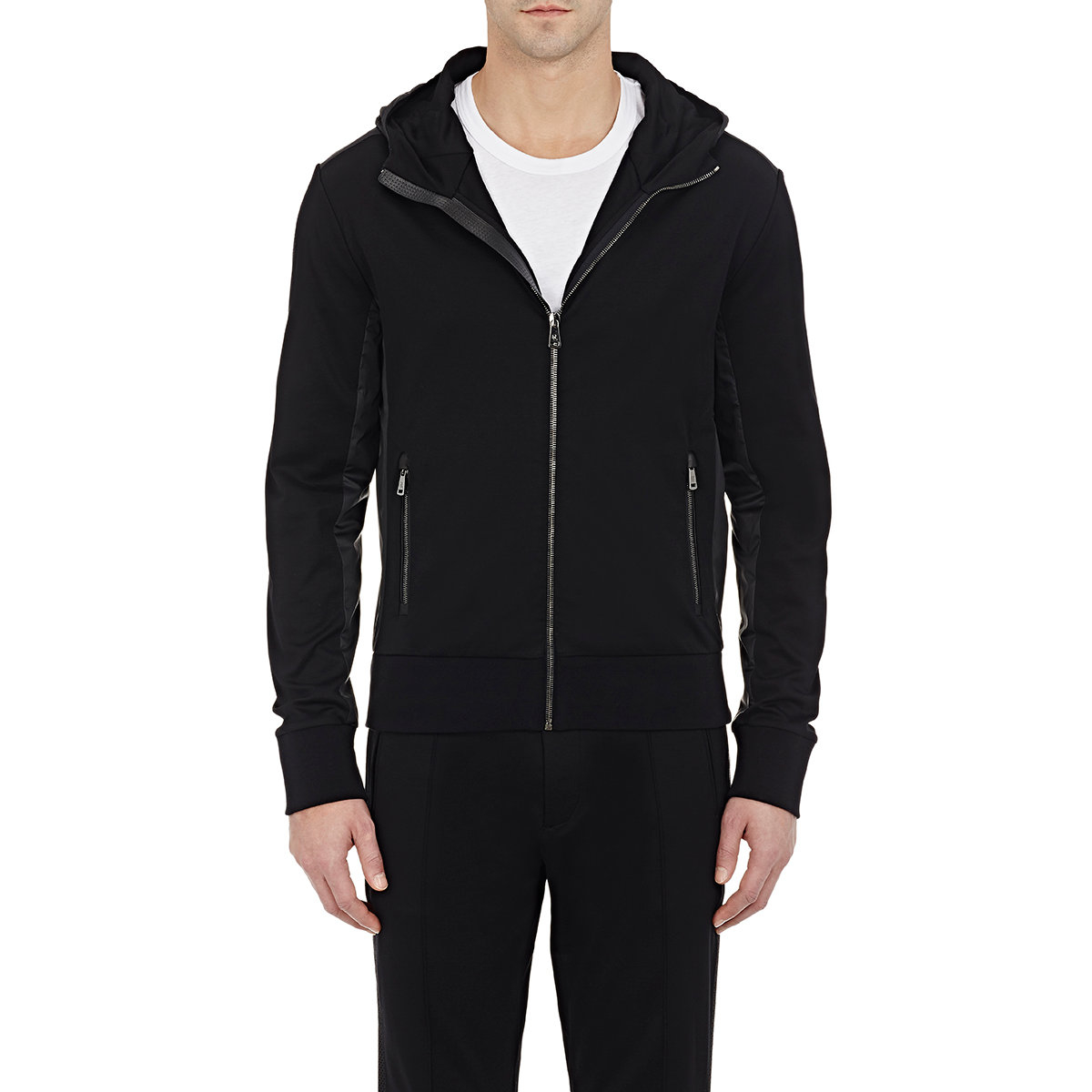 Cheap Supply Mens Cashmere-Blend Zip-Front Hoodie Ralph Lauren Purple Label Sale Eastbay 3lVVaq99