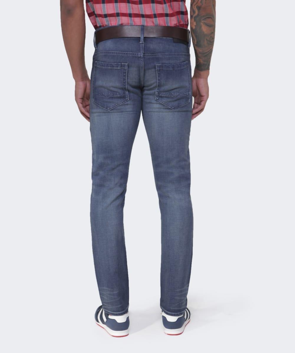 boss orange regular fit orange72 jeans in blue for men lyst. Black Bedroom Furniture Sets. Home Design Ideas