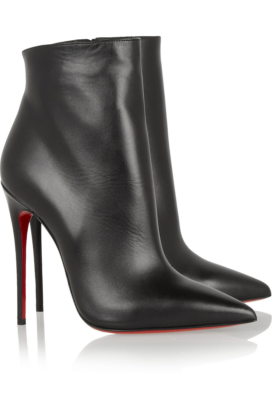 red louboutins men - christian louboutin belle leather ankle boots | Tasting asia