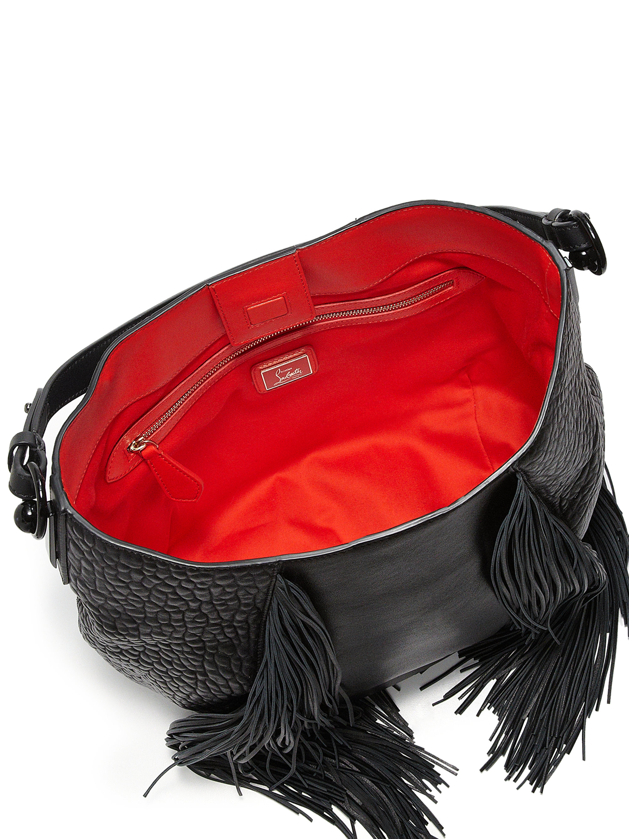 868c6889c4 Gallery. Previously sold at: Saks Fifth Avenue · Women's Fringed Bags