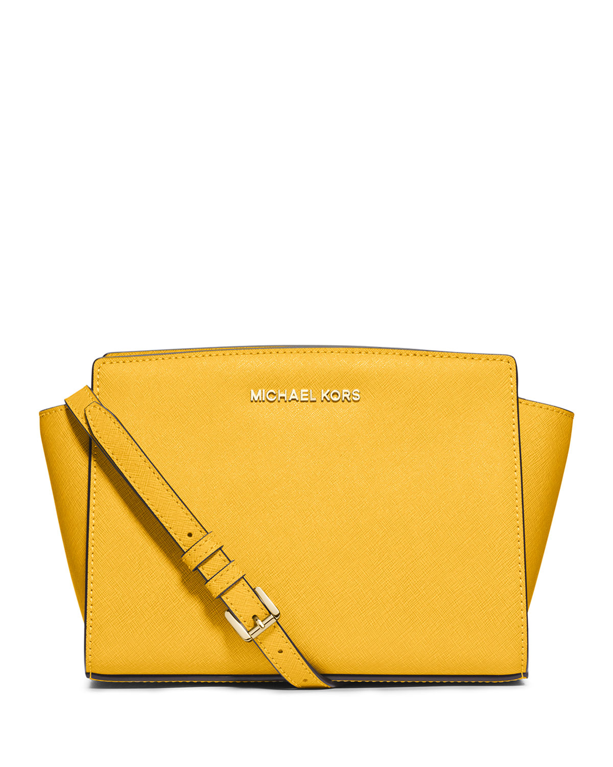 Gallery. Previously sold at: Neiman Marcus · Women's Leather Messenger Bags  Women's Michael By Michael Kors Selma