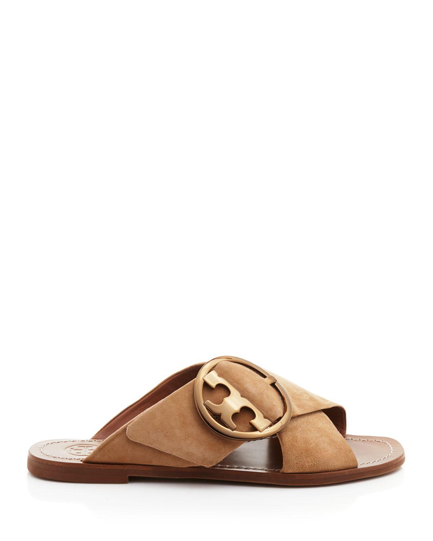 high quality cheap online 2014 unisex sale online Tory Burch Thames Slide Sandals QG4tMnVGtR